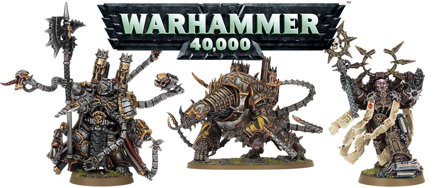 Warhammer 40,000 : Chaos Space Marines