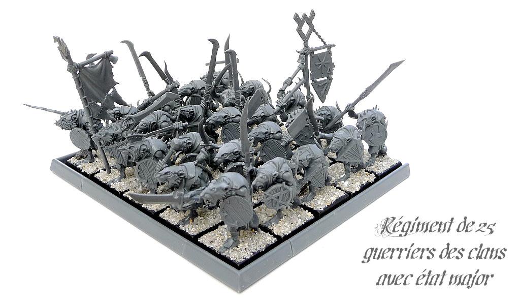 armee-skavens-regiment-25-guerriers-des-