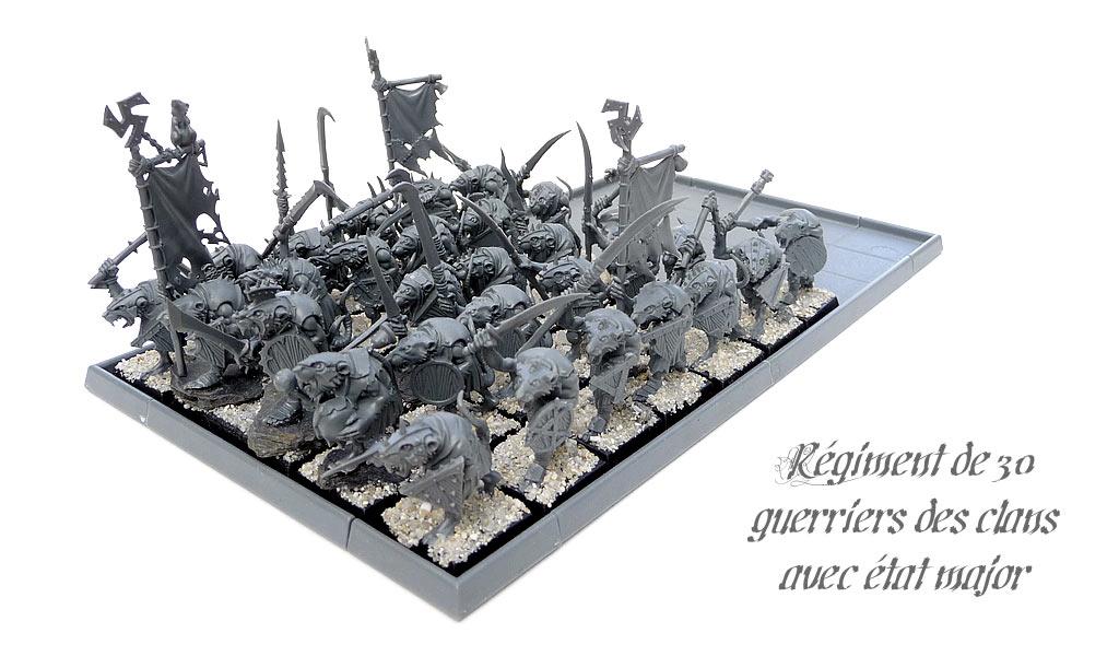 armee-skavens-regiment-30-guerriers-des-